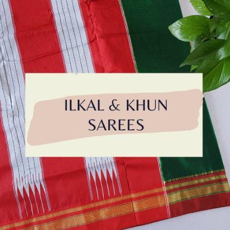 Ilkal Sarees : Picture