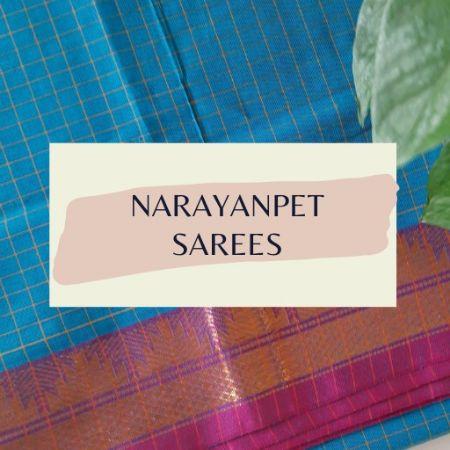 Narayanpet Sarees : Picture