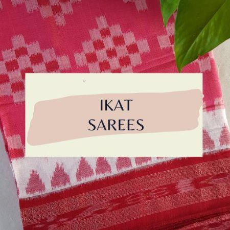 Ikat Sarees : Picture