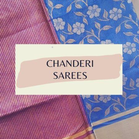 Chanderi Sarees : Picture