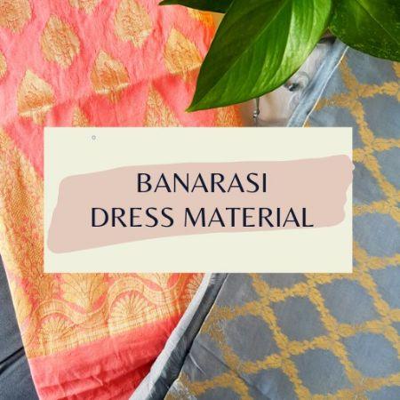 Banarasi Dress Material : Picture