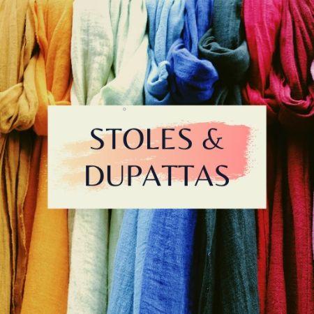 Stoles and Dupattas : Picture